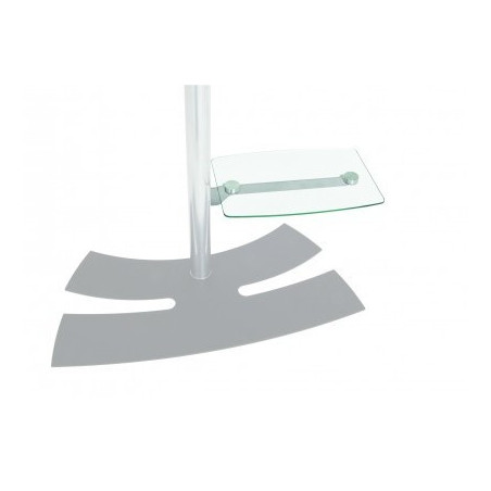 Supports TV ITB AMER038400 flat panel floorstand