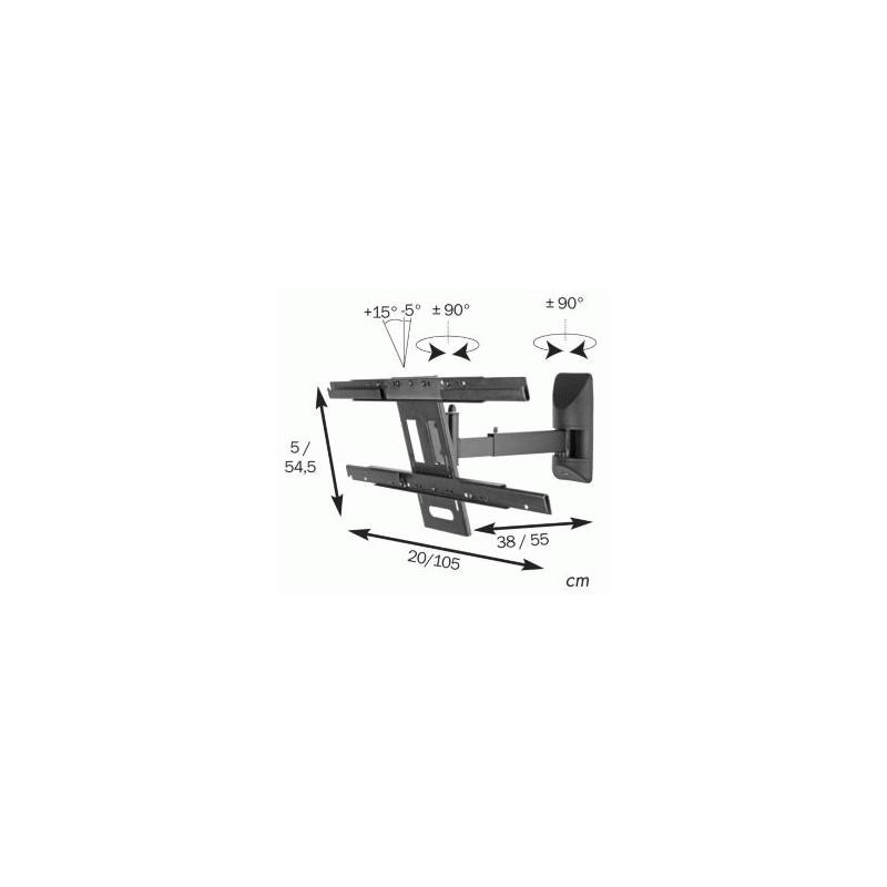 Supports TV ERARD Eurex 002532