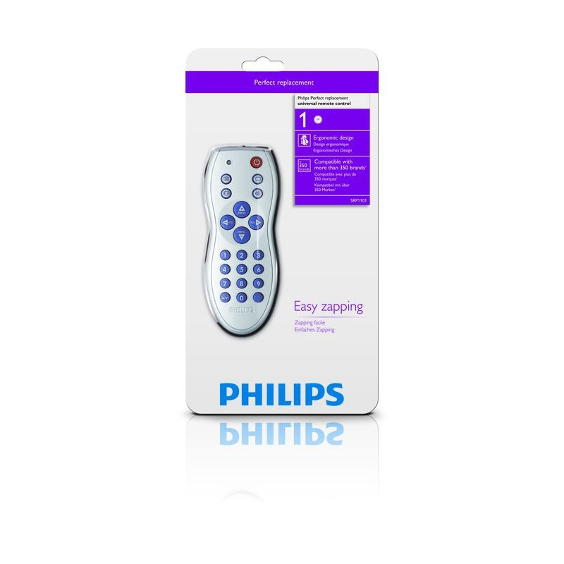 Divers PHILIPS SRP1101