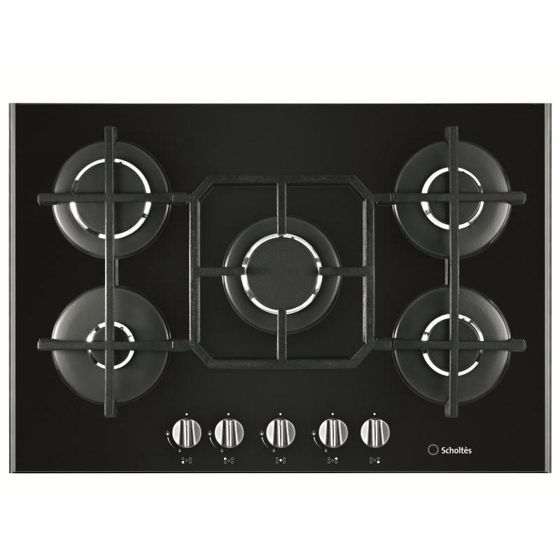 Plaque de cuisson SCHOLTES TV 750 GH BK