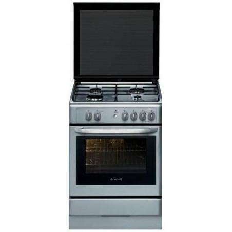 Cuisinière BRANDT KGC1005X