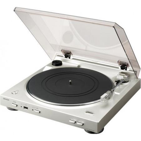 Platines Vinyles DENON DP-200SUSB GRIS