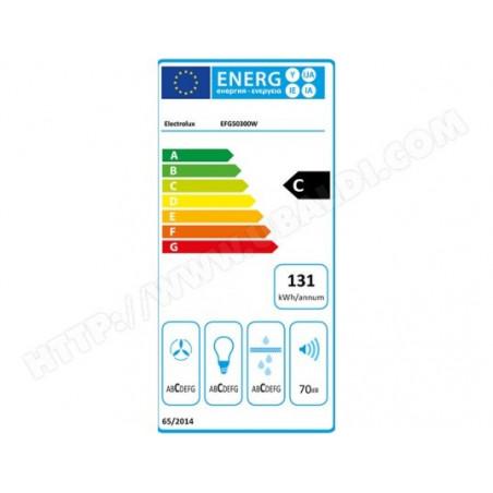Hotte ELECTROLUX EFG50300W