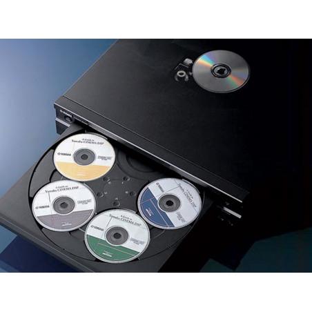 Éléments Séparés YAMAHA CD-C600BL