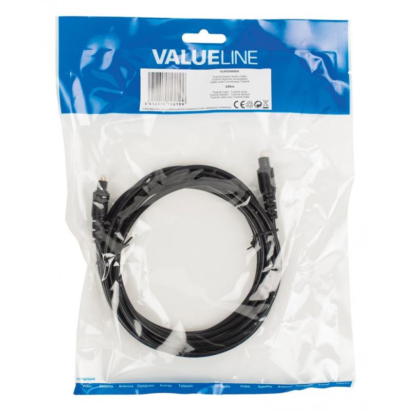 Câbles HDMI VALUELINE VLAP25000B30