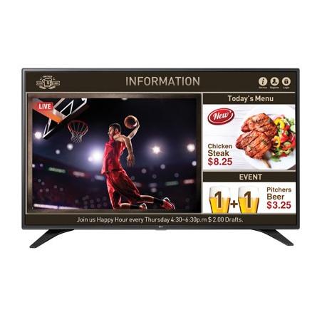 """LG 43LW540S 43 IN HOTEL TV 43"""" Full HD Noir"""