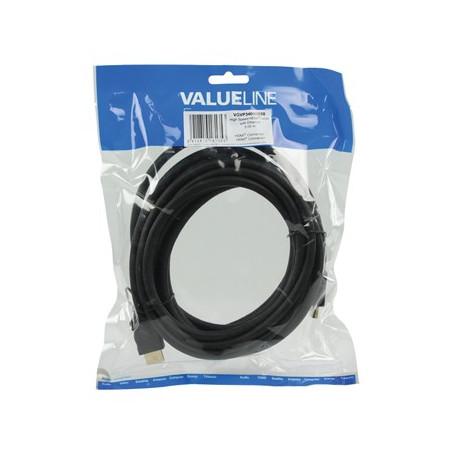 Câbles vidéo VALUELINE VGVP34000B50