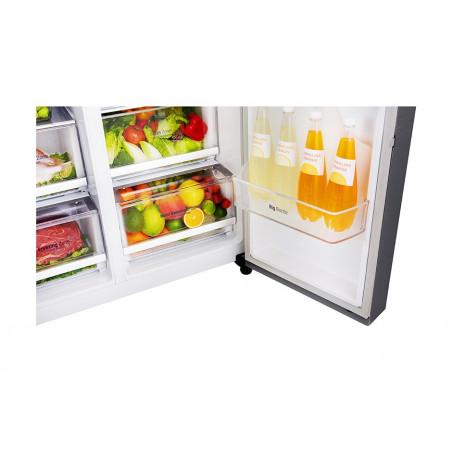 Réfrigérateur congélateur LG GSL6611PS