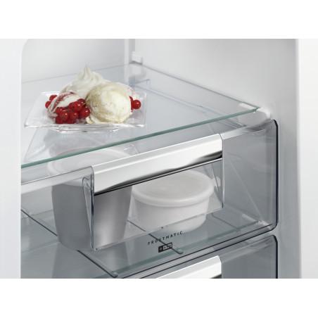 Réfrigérateur congélateur AEG SCB51811LS