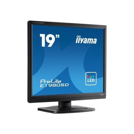 Moniteur PC IIYAMA E1980SD-B1