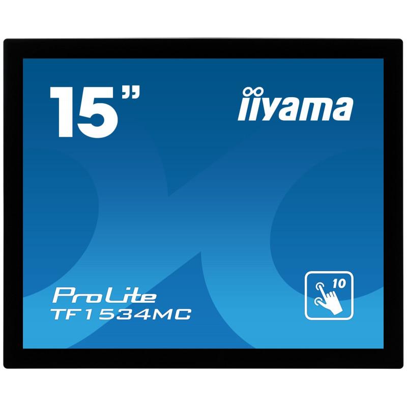 Moniteurs LED/OLED IIYAMA TF1534MC-B1X