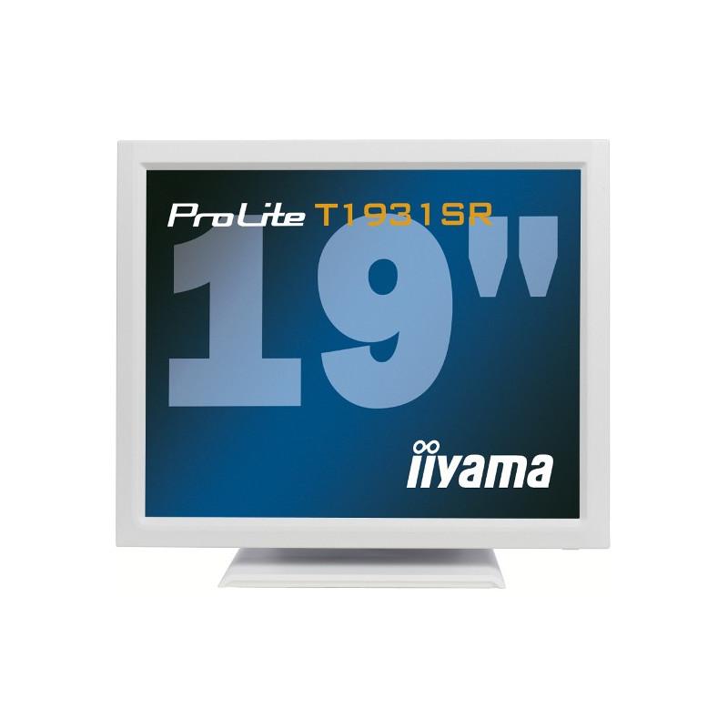 Moniteurs LED/OLED IIYAMA T1931SR-W1