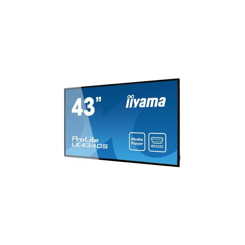 Moniteurs LED/OLED IIYAMA LE4340S-B1