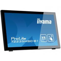 Moniteurs LED/OLED IIYAMA T2235MSC-B1