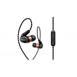 Casque intra-auriculaire Pioneer SE-CH9T écouteur Binaural Avec fil Noir casque et micro