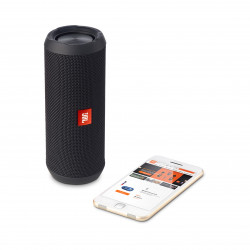Bluetooth / Sans fil JBL FLIP 3 BLACK EDITION