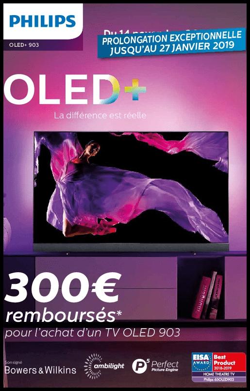 ODR PHILIPS OLED903 TV