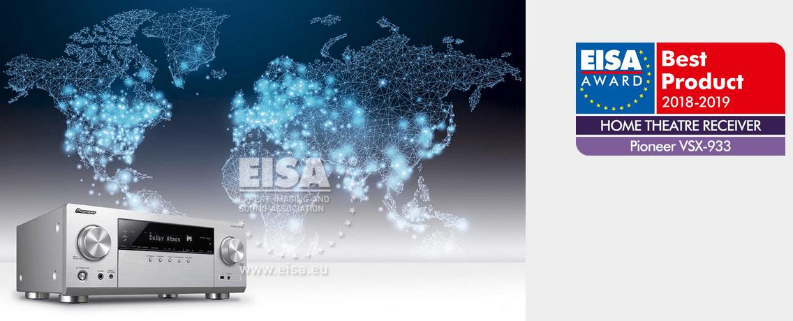 RECOMPENSE EISA Pioneer VSX-933