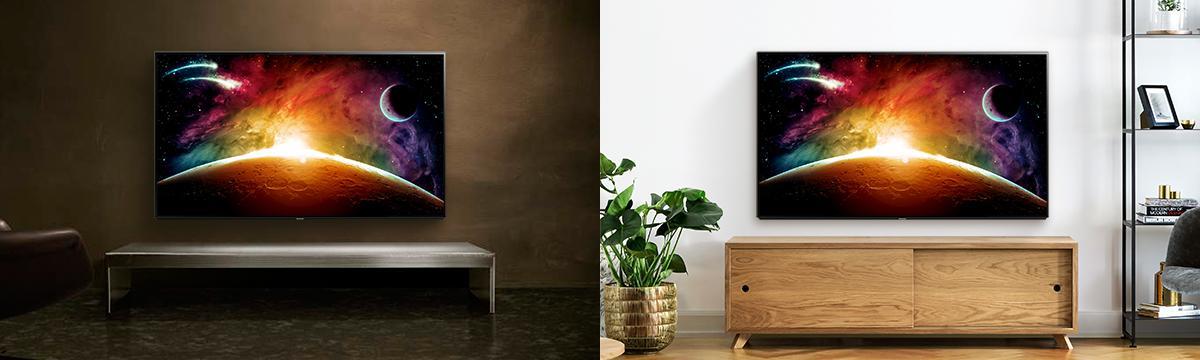 t l vision panasonic tx49fx740e pas cher achat vente panasonic tx49fx740e en promo. Black Bedroom Furniture Sets. Home Design Ideas