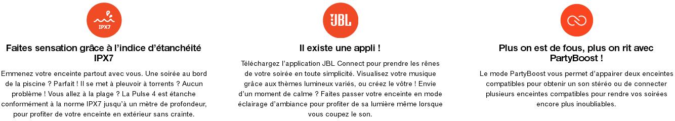 JBL PULSE 4