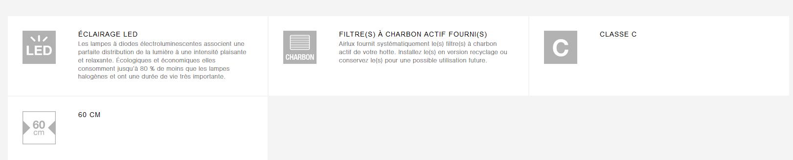 AIRLUX AHC640IX