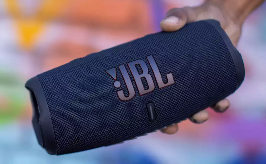 JBL CHARGE5NOIR