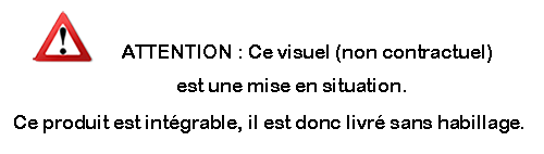 Logo visuel integrable