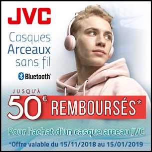 ODR CASQUES JVC