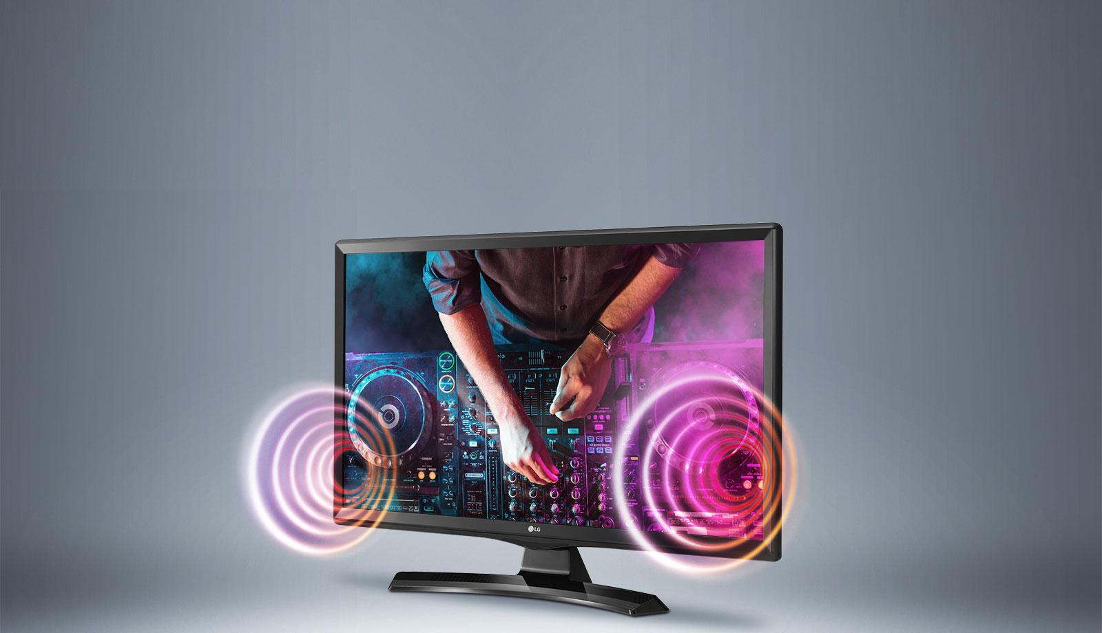 TV LG 28TK410V