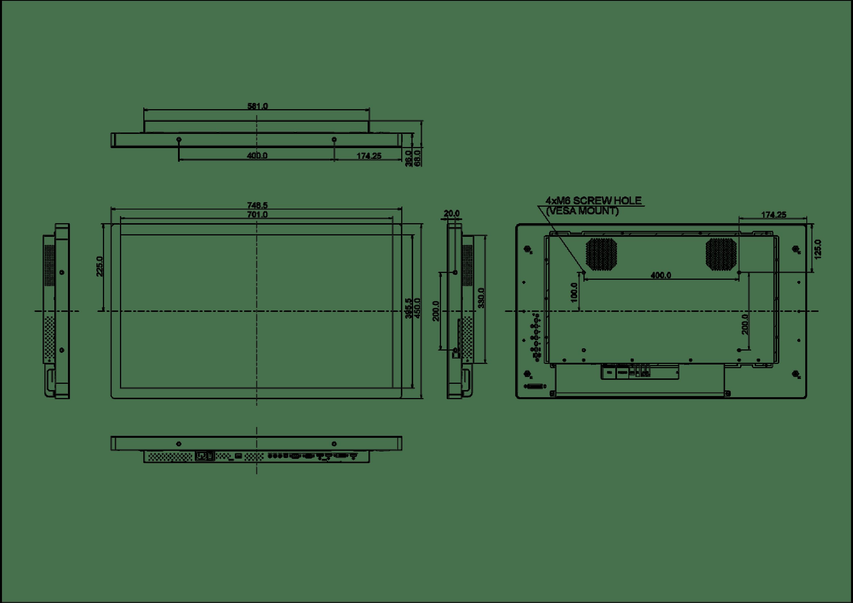 IIYAMA TF3238MSC-B2AG